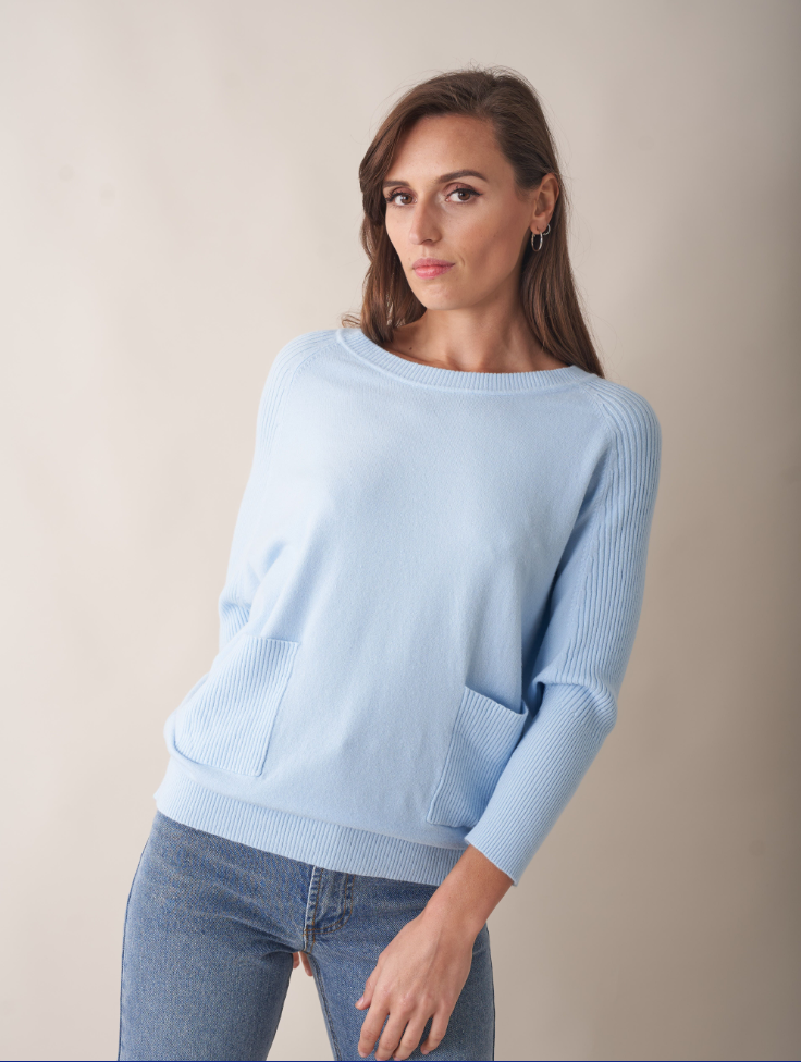 Amelius Sawyer Knit - Blue