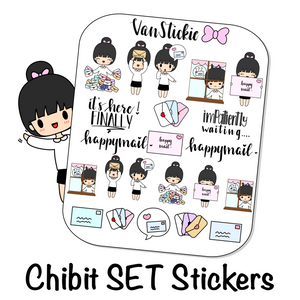 Chibit Sets