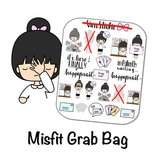 Misfit Grab Bag (coupon codes will not be applied)