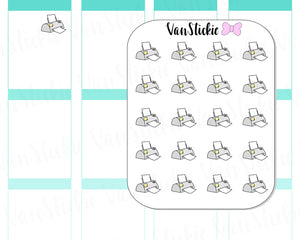 VSD 029| Doodle - Printer Planner Stickers