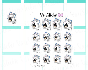 FC008 - Buy Stamps Chibit Stickers
