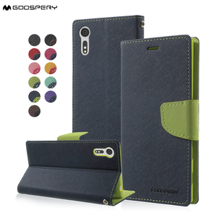 Sony Series Mercury Fancy Diary Flip Case