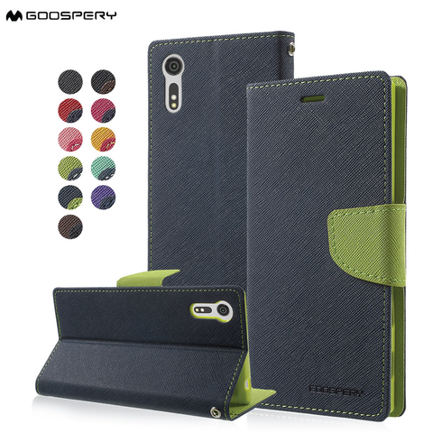 Huawei Series Mercury Fancy Diary Flip Case