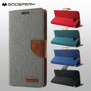 Samsung Series Mercury Canvas Diary Flip Case