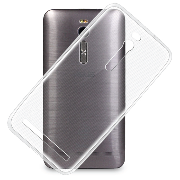 Asus Series Ultra-thin TPU Silicone Back Case