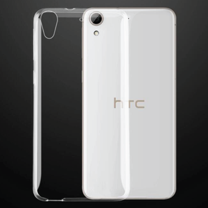 HTC Series Ultra-thin TPU Silicone Back Case