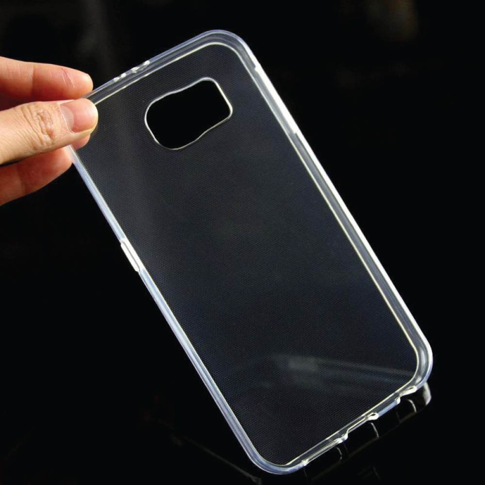 Samsung Series Ultra-thin TPU Silicone Back Case