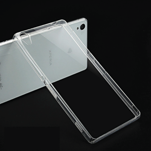Sony Series Ultra-thin TPU Silicone Back Case