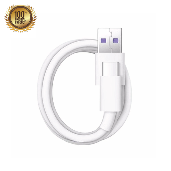 Genuine Huawei 5A Type-C to USB Super Charge USB Cable (1m)