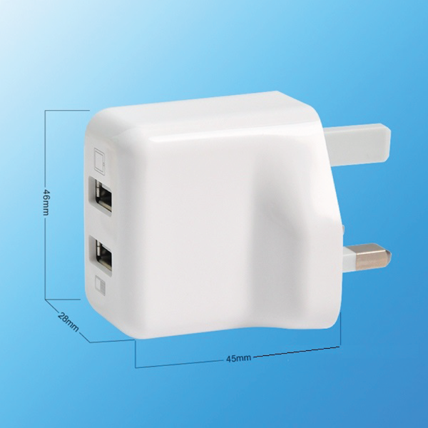 Eleker 2.1A Dual USB Home Charger