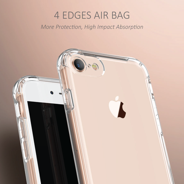 Apple Series Air Bumper Back Case (V2)