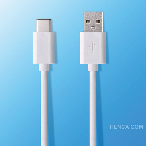 Eleker 2.4A Type-C USB Cable (1m)