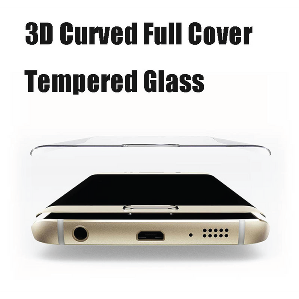 Xiaomi Series 3D Edge Full Cover Tempered Glass Protector