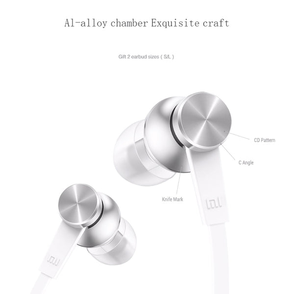 Genuine Xiaomi Basic Edition In-Ear Earphone
