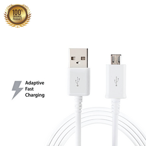 Genuine Samsung Micro to USB Adaptive Fast Charging Cable (1.5m)