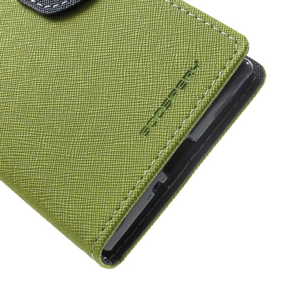 Oppo Series Mercury Fancy Diary Flip Case