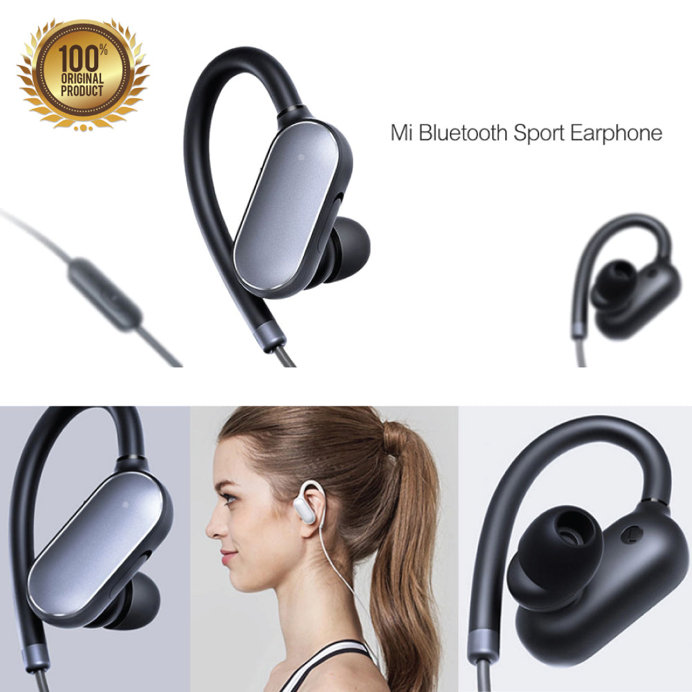 Genuine Xiaomi Wireless Sport Bluetooth Headset Ydlyej01lm Ismartec