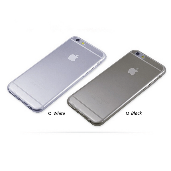 Vivo Series Ultra-thin TPU Silicone Back Case