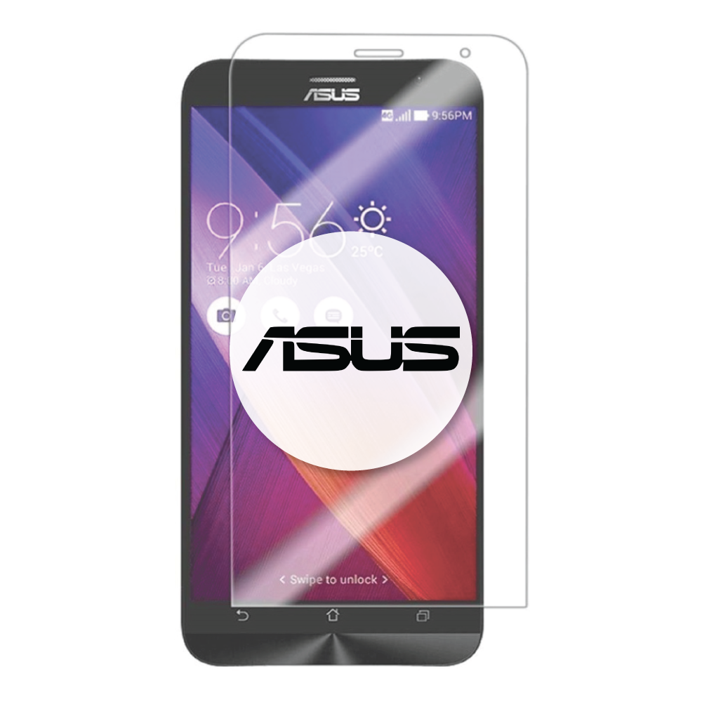 Asus Series Clear HD Tempered Glass Protector
