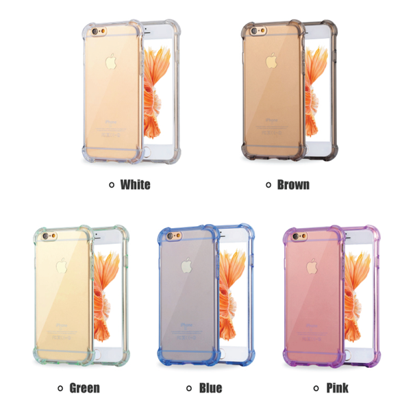 Apple Series Air Bumper Back Case (V1)