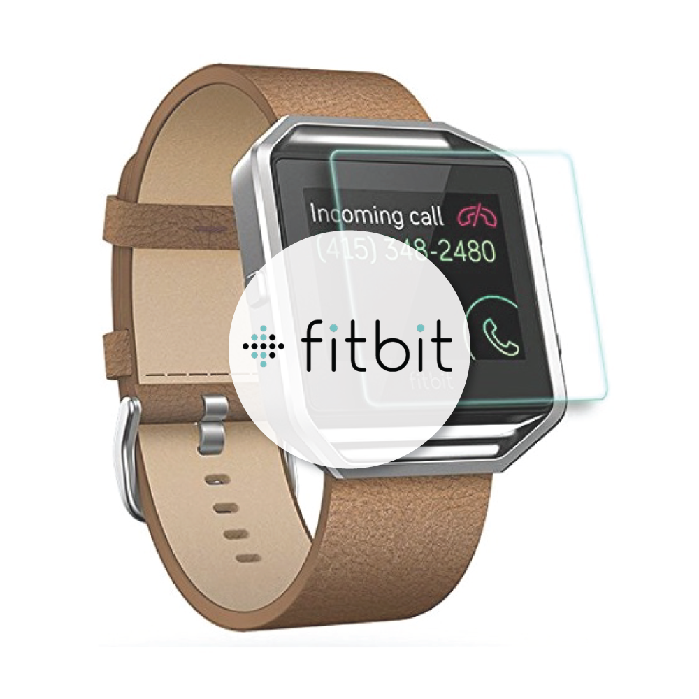 Fitbit Series Smart Watch Tempered Glass Protector