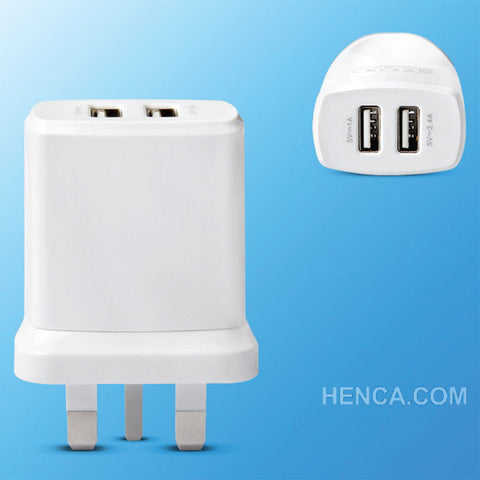 Eleker 3.4A Dual USB Home Charger