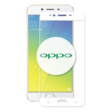 Oppo Series 4D Full Cover Tempered Glass Protector