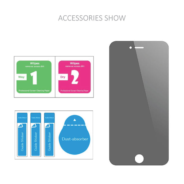 Samsung Series Privacy Tempered Glass Protector