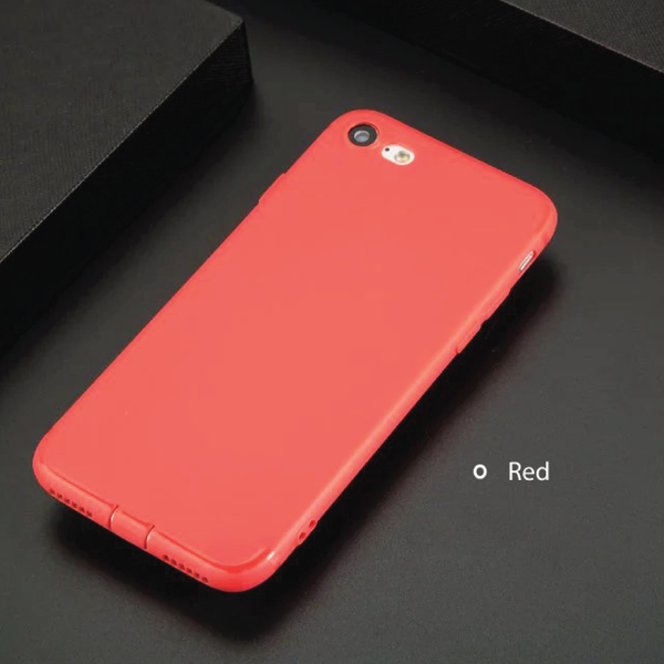 Apple Series Soft Slim Back Case