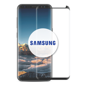 Samsung Series 3D Edge Full Cover Tempered Glass Protector