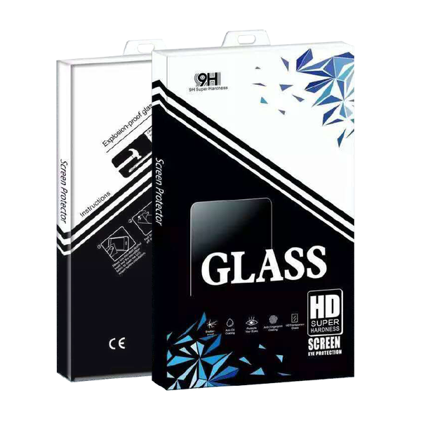 LG Series Clear HD Tempered Glass Protector
