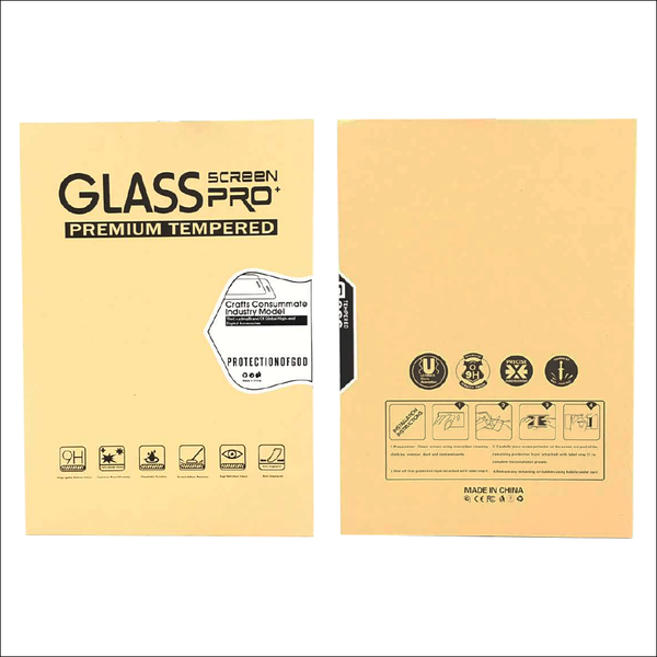 Sony Series Clear HD Tempered Glass Protector
