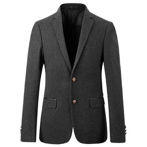 Casual single breasted Blazer - Londonman