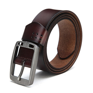 Casual Leather Belt - Londonman
