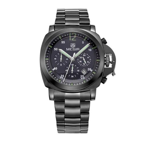Stainless Steel Quartz Watch - Londonman