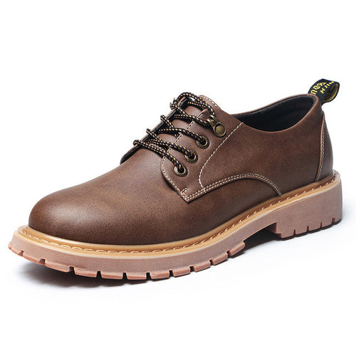 Casual Leather Shoe - Londonman