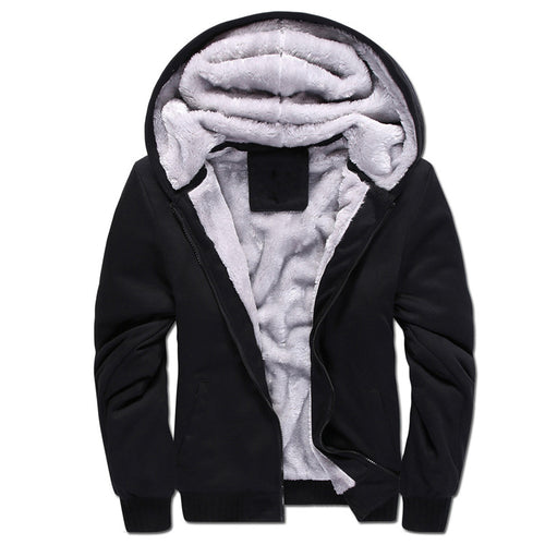 Extra Thick Zipped Hoodie