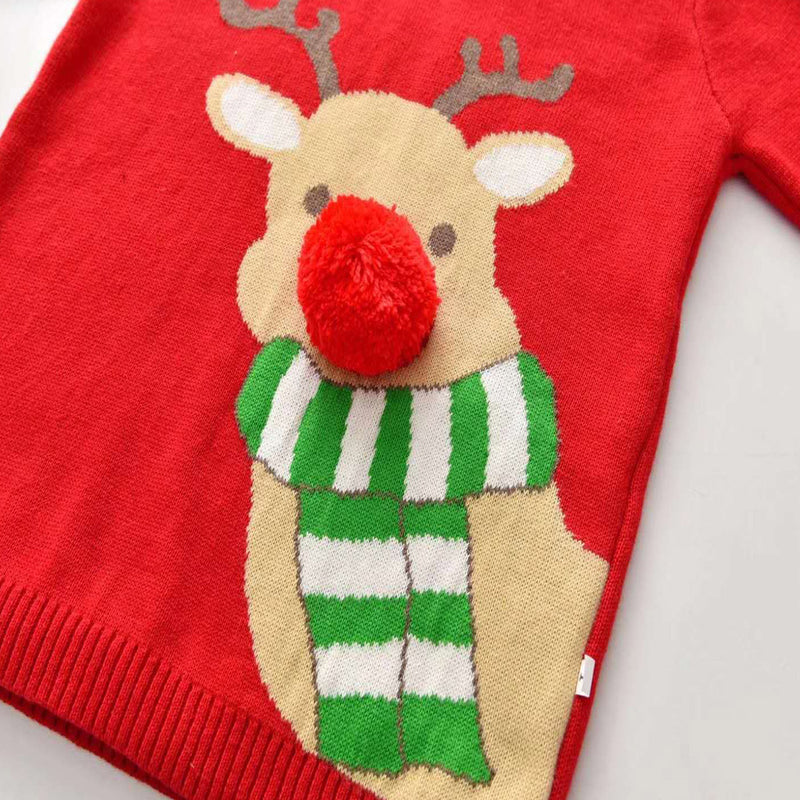 Rudolph Knit Sweater