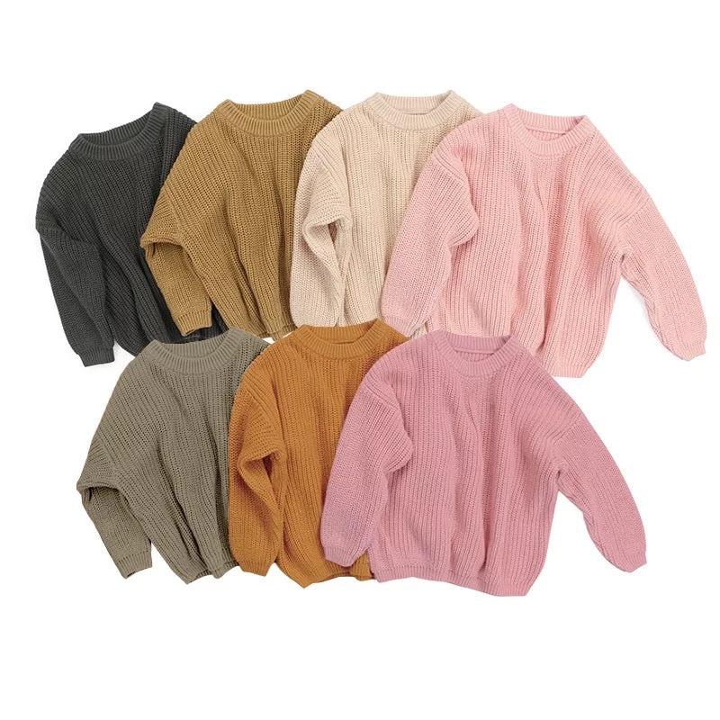 Bailey Loose Fit Sweater
