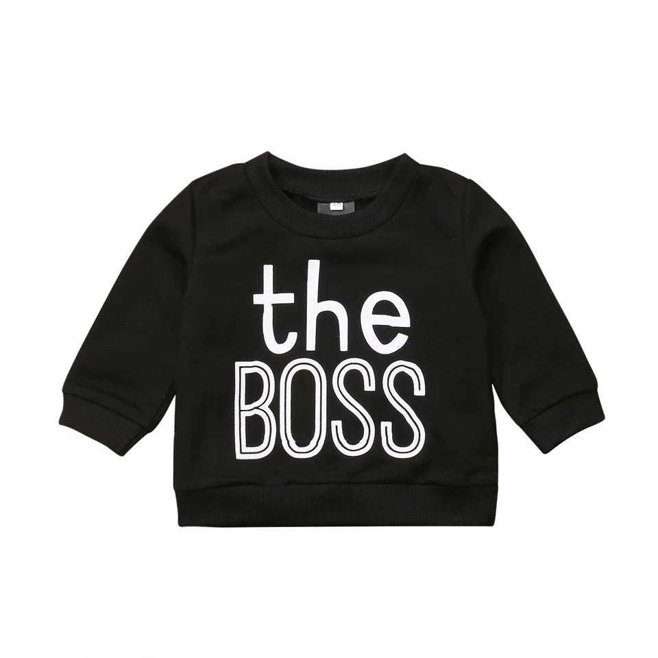 The Boss Sweater