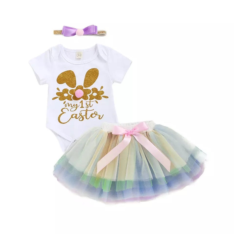 My 1st Easter Tutu Set