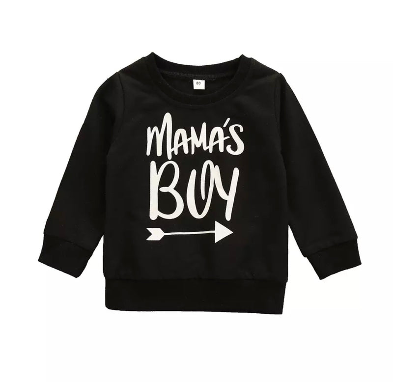 Mamas Boy Sweater