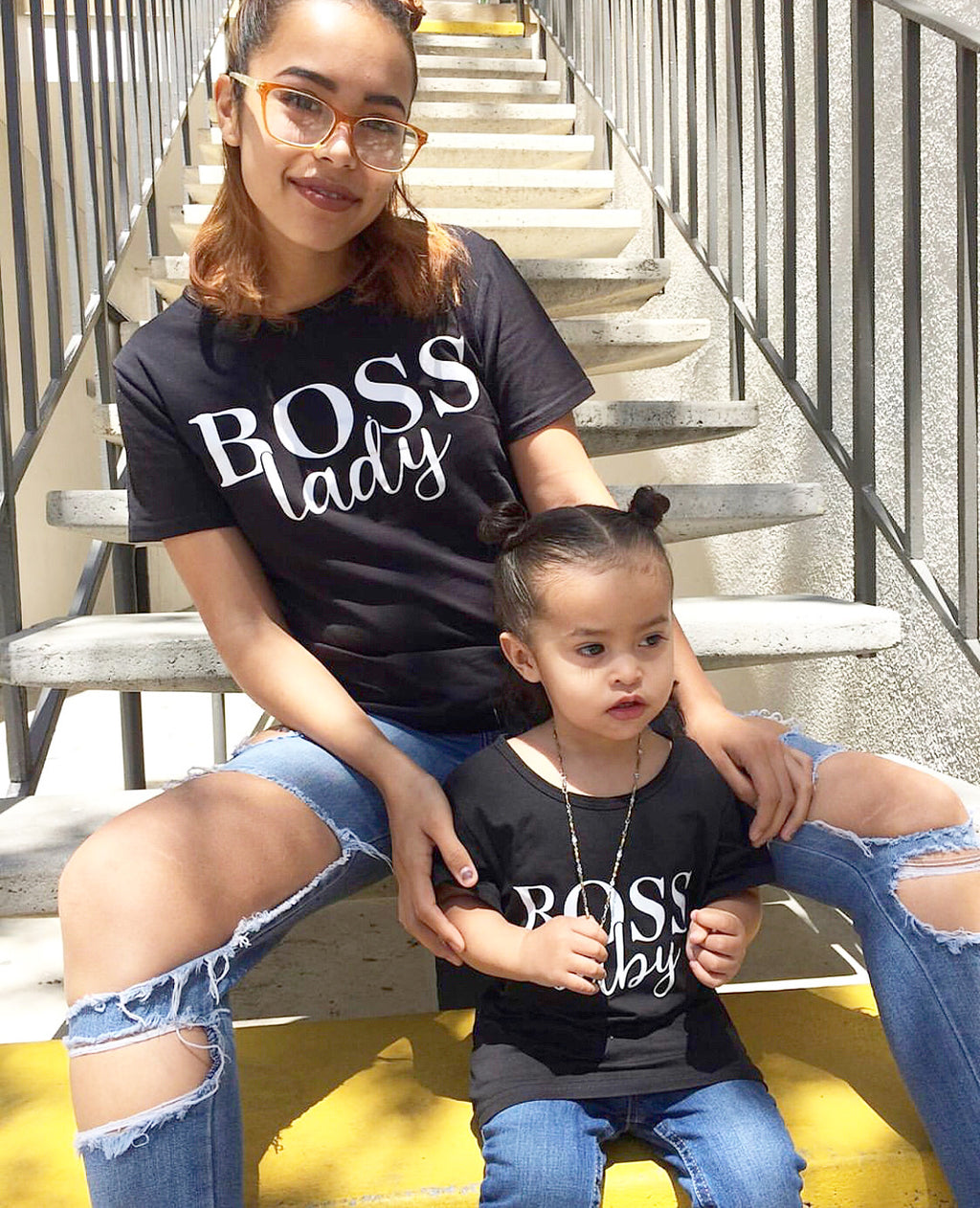Matching Boss Shirts - Ladies