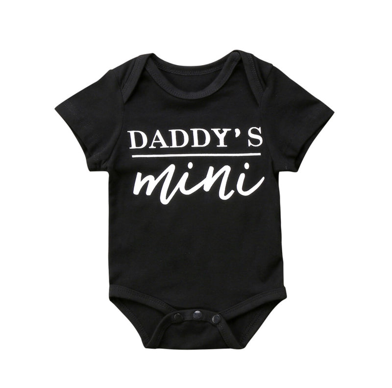 Daddy's Mini Onesie