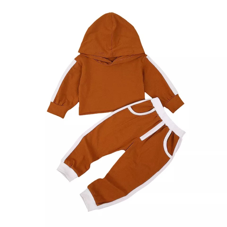 Shayna Hooded Tracksuit