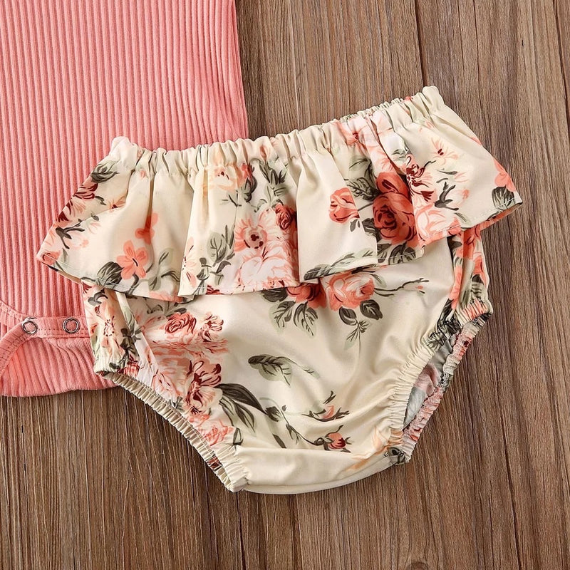Meilina 3 Piece Bloomer Set