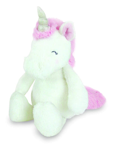 Carter's Unicorn Beanbag Plush - Multicolor