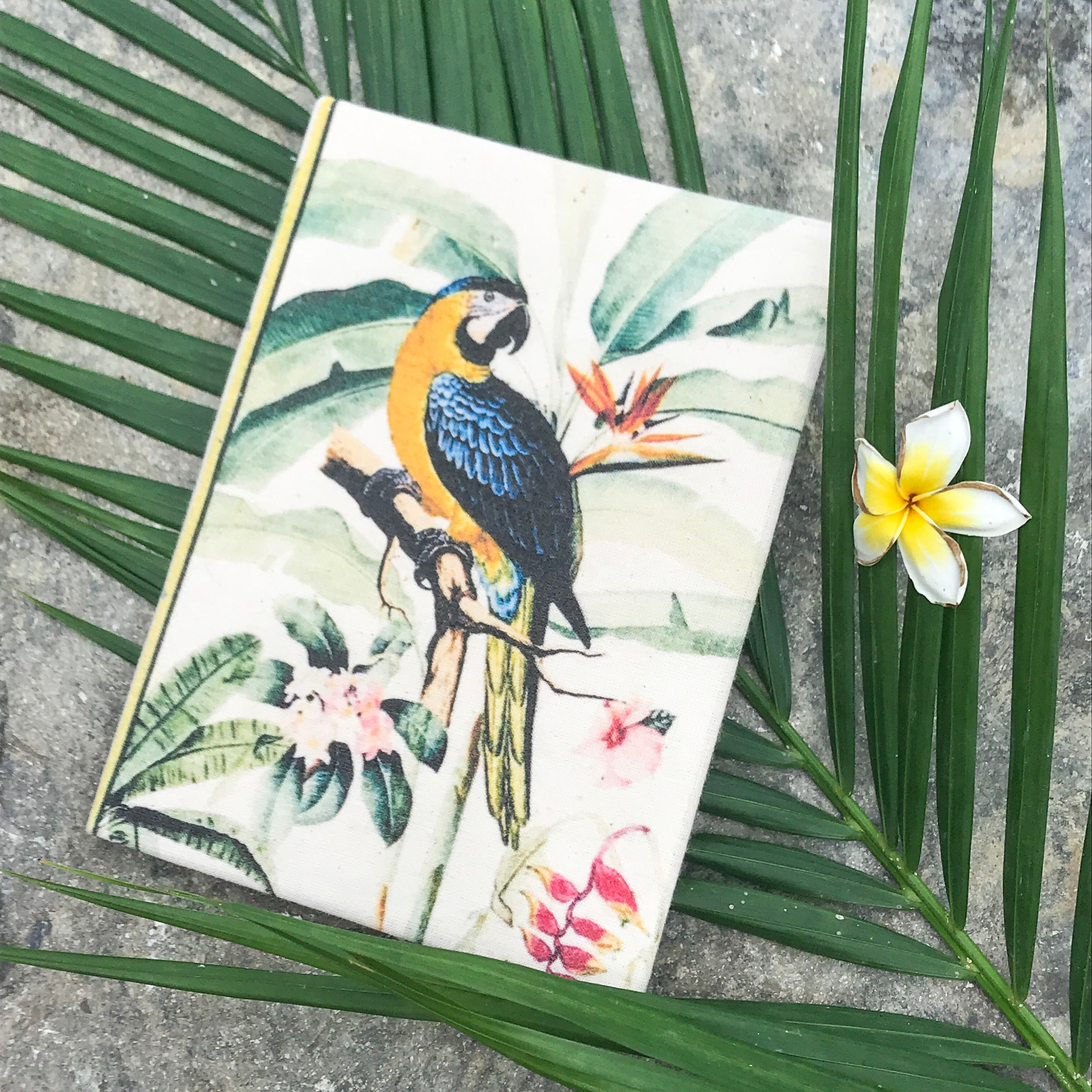 My Bali Diary Notebook