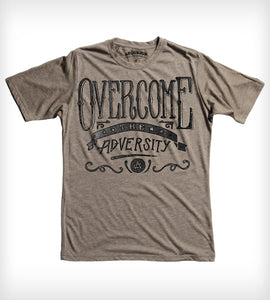 Overcome the Adversity T-shirt