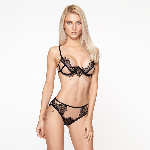 Lily of the valley Bra